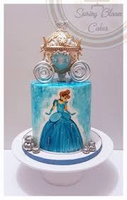 636 best disney cakes images on pinterest birthday cakes