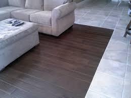 tile fresh tile and wood floor combination decoration ideas