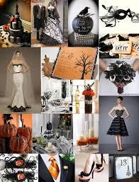 halloween weddings bridal blog