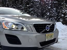 lexus rx vs volvo xc60 review 2013 volvo xc60 t6 surprises at the ski resort and off