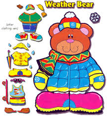weather bear clipart 25