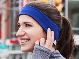 Comfortable Sleeping Headphones Headphone Headband By Acousticsheep