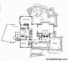house site plan seidler house site plan house plan