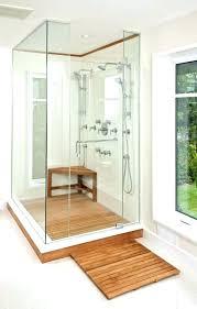 ikea bathroom bench teak shower bench canada stool with shelf gammaphibetaocu com