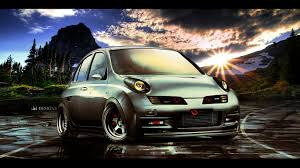 nissan micra japanese import nissan micra k12 tuning modified nissan micra or nissan march
