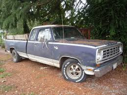 how much is a dodge truck curbside 1974 dodge cab another dodge not