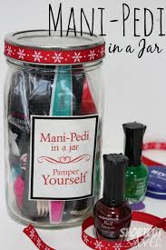 Diy Mason Jar Christmas Ideas by 10 Diy Mason Jar Christmas Gift Ideas 5 Minutes For Mom