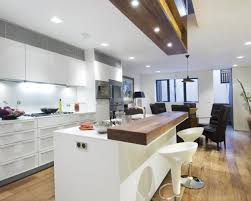Kitchen Breakfast Bars Designs Small Kitchen With Curved Breakfast Bar Search Kitchens