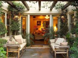 small courtyard designs patio contemporary with swan chairs mediterranean patio with exterior floors trellis lutyens
