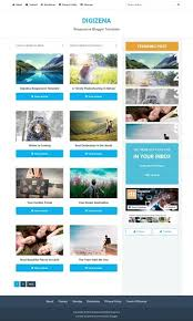 which is the best free blogger template for news blog blogging