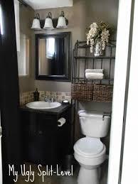 Guest Bathroom Decorating Ideas Uncategorized Small Modern Half Bathroom Inside Best
