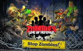 apk modded zombies line of defense apk modded money