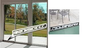 patio door stops images glass door interior doors u0026 patio doors