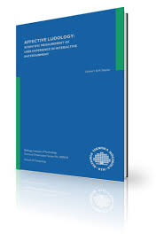 thesis abstract affective ludology scientific measurement of user experience in
