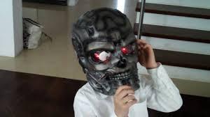 Terminator Halloween Costume Terminator Kid