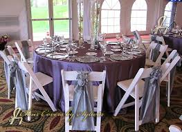 Cheap Table Linens For Rent - chicago table linens for rental in victorian lilac in the lamour