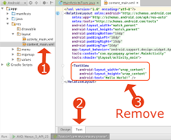 android textview layout gravity java testing activity in android studio github