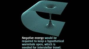 the concept of negative energy in physics explained youtube