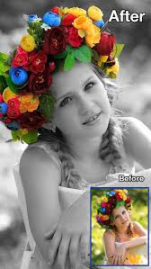 color recolor effects photo splash fx and paint highlights into