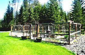 vegetable garden fence ideas vegetable garden fence ideas for backyard homelk com