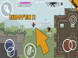 doodle army apk guide for doodle army 2 mini militia 1 0 apk android 3 0