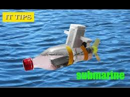 Bathtub Submarine Toy How To Make A Mini Submarine With Dc Motor At Home Diy Toy 2017