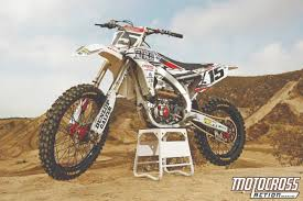 2014 motocross bikes motocross action magazine we ride dr d u0027s 2014 yamaha yz450f