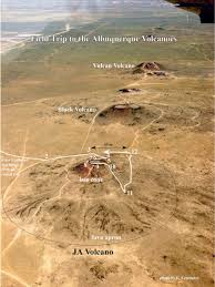 New Mexico Road Closures Map by Albuquerque Basin Volcanic Field New Mexico Museum Of Natural