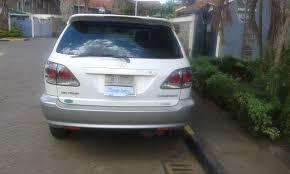 lexus cars kenya toyota harrier 2001 kenya car bazaar ltd
