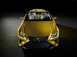lexus electric supercar wallpaper lexus lf c2 supercar concept gold luxury cars test