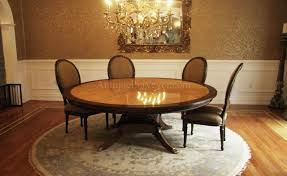 custom round dining tables incredible decoration unique round dining table custom 84 round