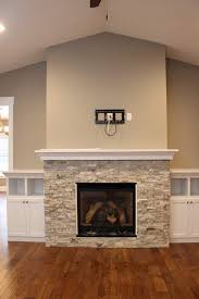 Best  Stone Fireplaces Ideas Only On Pinterest Fireplace - Fireplace wall designs