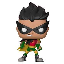 robin teen titans tnbts pop tv vinyl figure funko