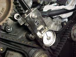 porsche 928 timing belt timing belt and balance shaft belt tensioning