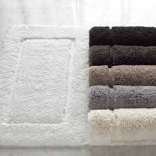 Cotton Bathroom Rugs Classic Cotton Bath Rugs Kassatex