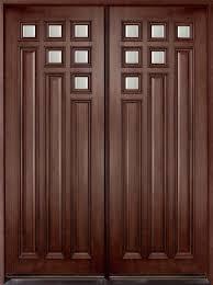Solid Wood Exterior Doors Front Doors Real Wood Front Doors Solid Wood Exterior Door For
