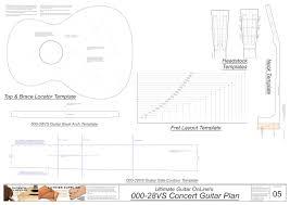 acoustic guitar body outline image information