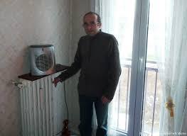 chauffage chambre un habitant de montaigu se plaint de ne pas avoir de chauffage