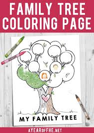tithing coloring page a year of fhe lds coloring page my family tree