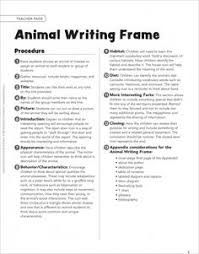animal report template how to write a animal report