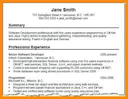 Sample Resume Computer Programmer Sample Resume Programmer Resume Programmers Example Sample Resume