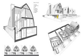 Gardner Architects Finalists Named In British Homes Awards U0027 Flood Resistant House