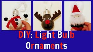 diy light bulb ornaments