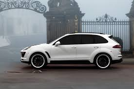 aston martin suv white porsche cayenne vantage by topcar is not an aston martin