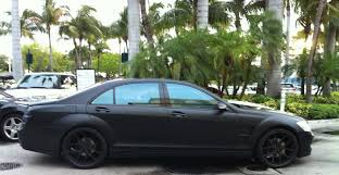 rick ross bentley wraith matte black s class mercedes exotic cars on the streets of miami