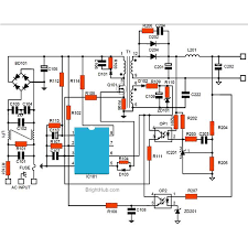 how to build a switch mode power supply circuit smps