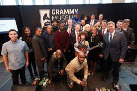 grammy museum experience coming to newark u0027s prudential center