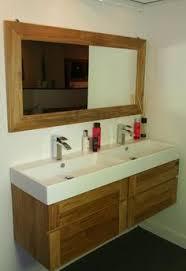 weie badmbel houten badkamermeubel barnwood via restylexl badkamermeubels