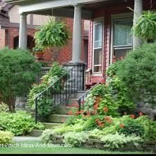 garden ideas images porch landscaping ideas for your front yard and more
