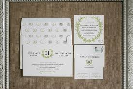 wedding invitations nj sophisticated wedding with organic theme at estate in